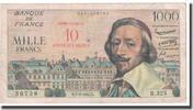 Frankreich 1957-03-07, S+ 10 Nouveaux Francs on 10