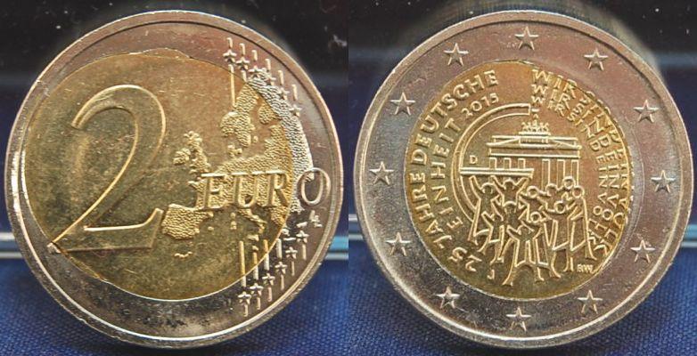 Fehlprägung 2 Euro Spiegelei 2015 J Deutschland Fehlprägung 2 Euro 2015 J Innenteil Und Ring Falsch Zusammengesetzt Spiegelei Fdc