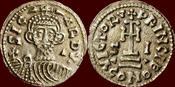 AV Solidus 832-839 n. Chr. xf- ITALY - PRINCIPIAL