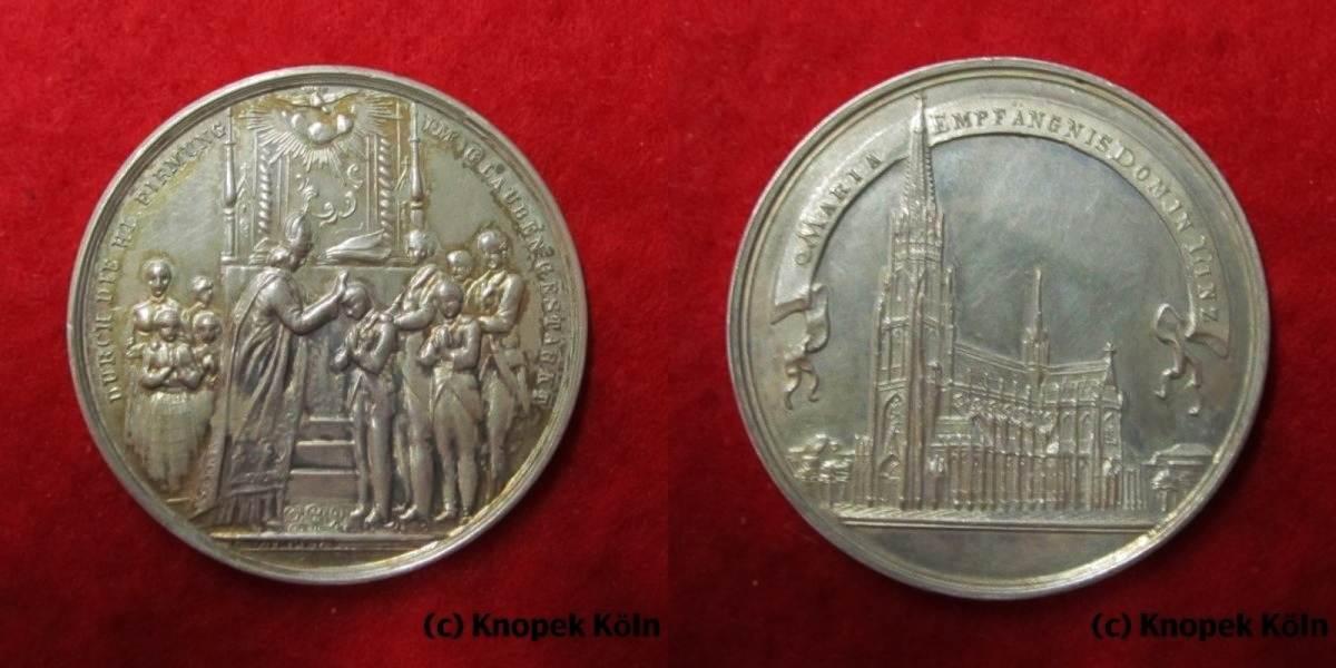 Silber Medaille O Jg Linz In österreich Von Zimpel Auf Die