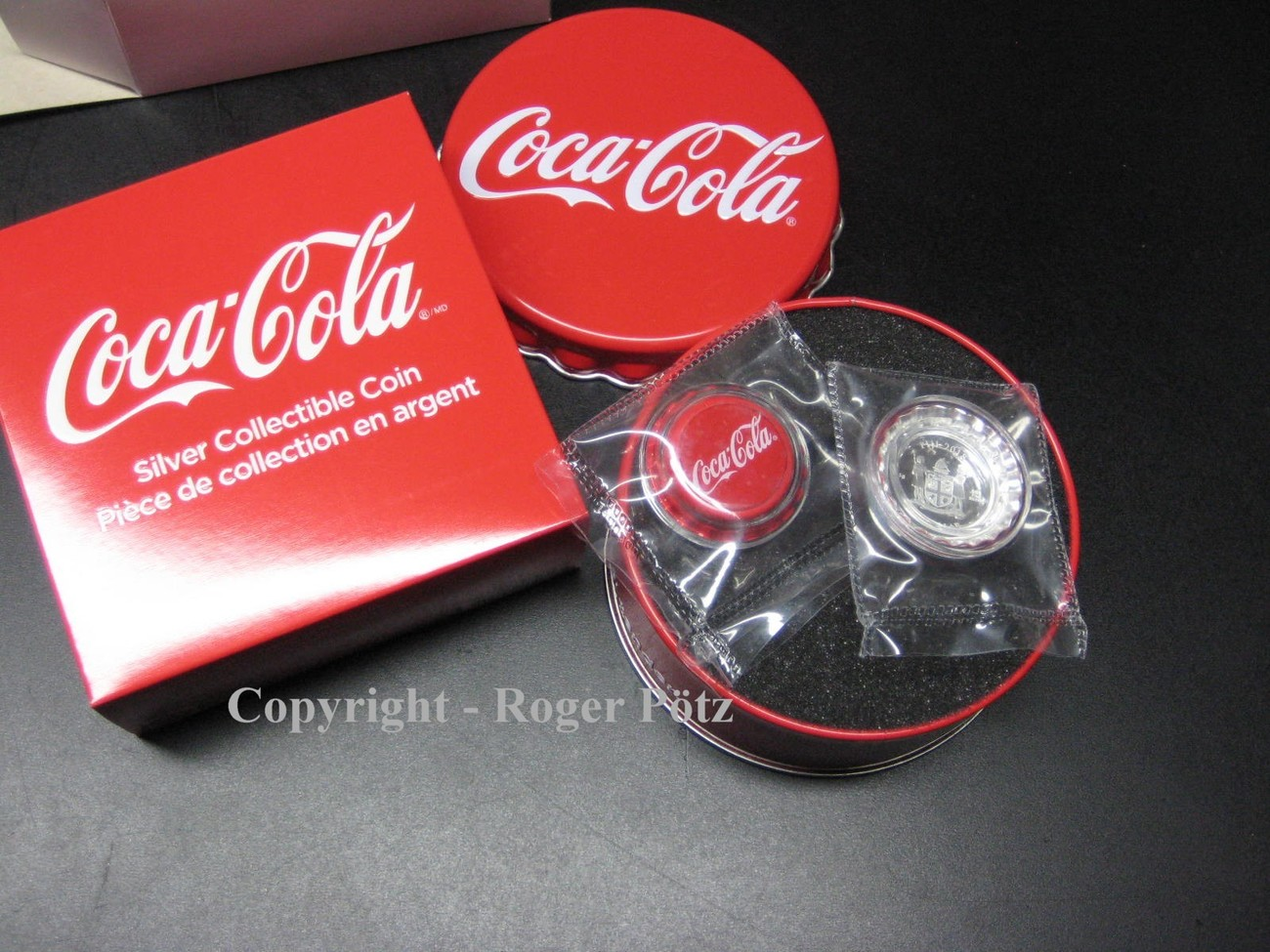 1 Dollar 2018 Fiji 1 Dollar 2018 Fiji Münze In Coca Cola