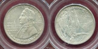 The United States of America USA 50C  1/2 Dollar 1