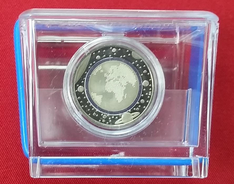5 Euro Münze 2016 A Bundesrepublik Deutschland Blauer Planet Erde Pp