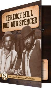 Jubiläums Brprägung 2019 Terence Hill Brbud Spencer 60 Jahre
