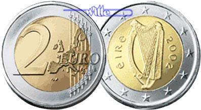 2 Euro 2005 Irland Kursmünze 2 Euro Fdc Ma Shops